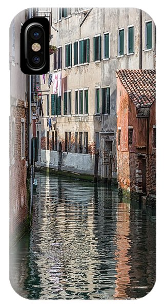 Venetian Building IPhone Case