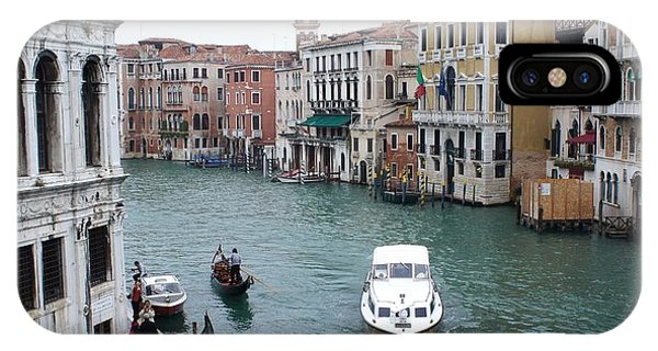 Venetian Canal  IPhone Case