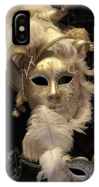 Venetian Face Mask B IPhone Case