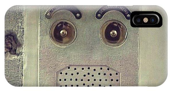Venetian #intercom Looks Like A #face IPhone Case