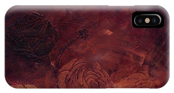 iPhone Case - Venetian Roses by Julie Acquaviva Hayes