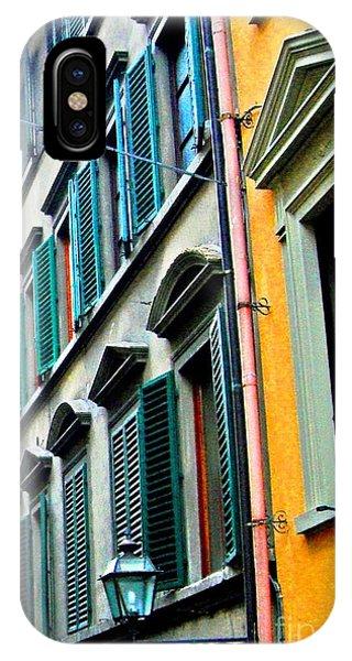 Venetian Shutters IPhone Case