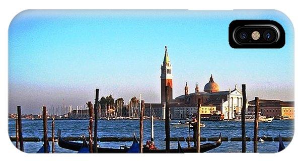 Venezia City Of Islands IPhone Case