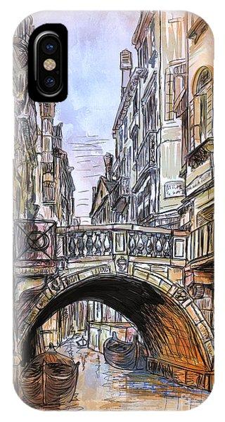 Venice 2 IPhone Case