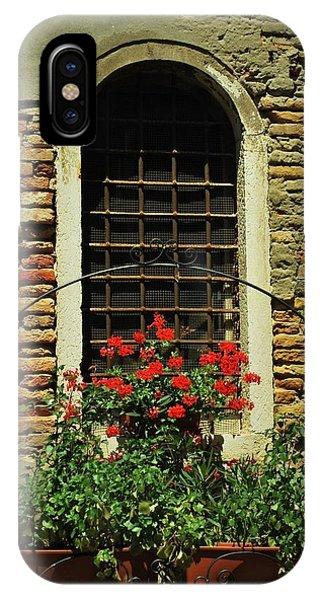 Venice Antique Window IPhone Case