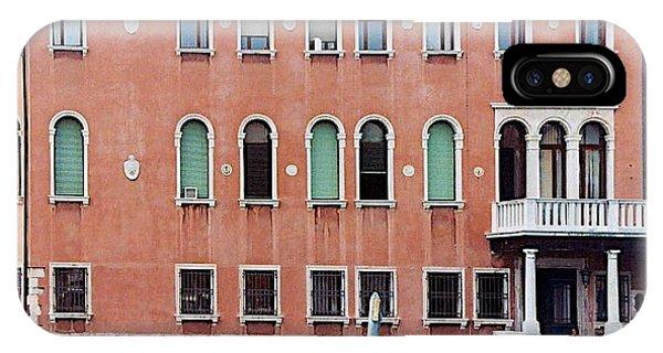 Venice Apartment IPhone Case