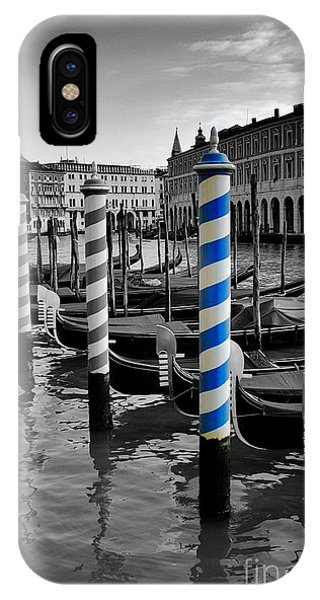 Venice Blue IPhone Case