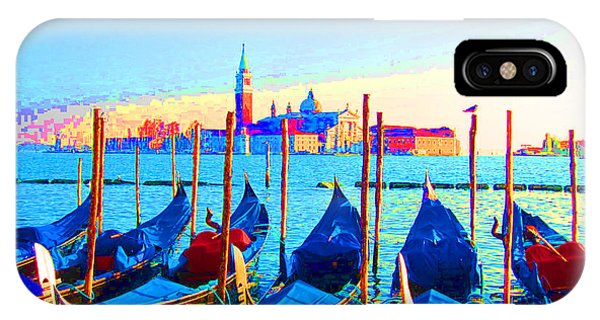 Venice Hues IPhone Case