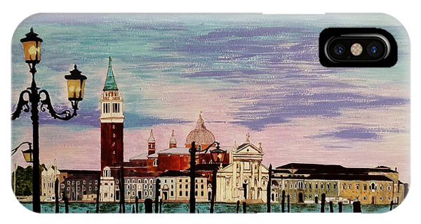 Venice  Italy By Jasna Gopic IPhone Case
