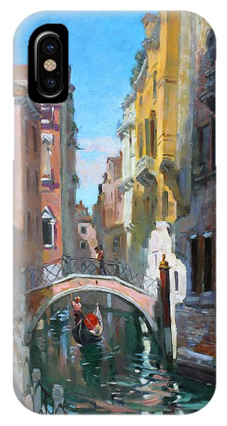 Venice iPhone Case - Venice Italy by Ylli Haruni