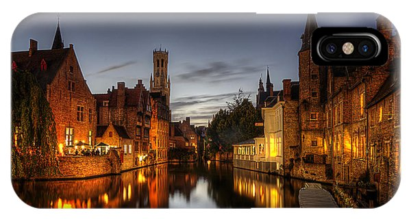 IPhone Case featuring the photograph Venice Of The North by Ryan Wyckoff