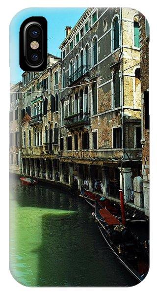 Venice River IPhone Case