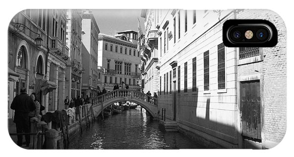Venice Series 4 IPhone Case