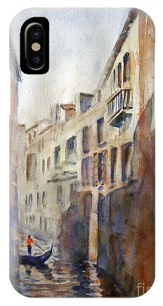 Venice Travelling IPhone Case