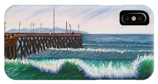 Ventura Pier IPhone Case