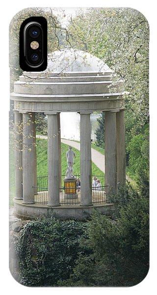 Venus Temple Phone Case by Olaf Christian