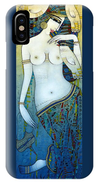 Venus With Doves IPhone Case