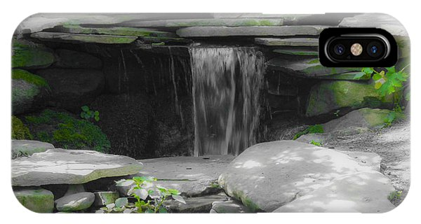 Verde Falls IPhone Case