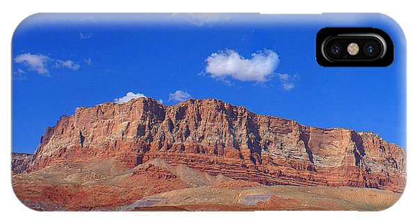 Vermillion Cliffs IPhone Case
