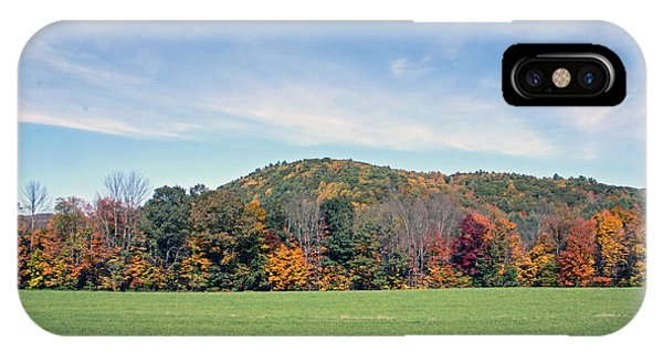 Vermont Colors II IPhone Case