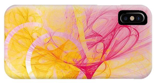 Vernal Equinox IPhone Case