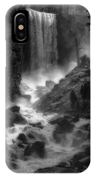 Vernal Falls IPhone Case
