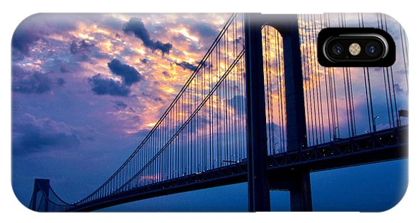 Verrazano Sky IPhone Case