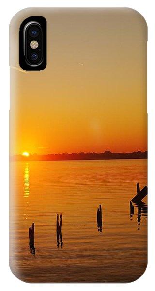Vertical Ascent IPhone Case