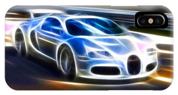Veyron - Bugatti IPhone Case