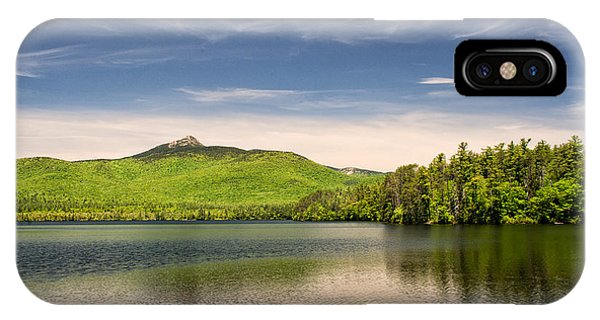 Vibrant Chocorua IPhone Case