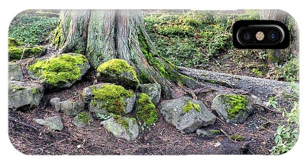 Vibrant Green Moss IPhone Case