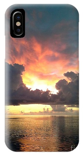Vibrant Skies 2 IPhone Case