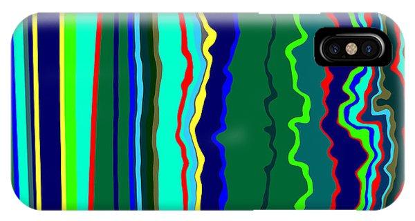 Vibrato Stripes  C2014  IPhone Case