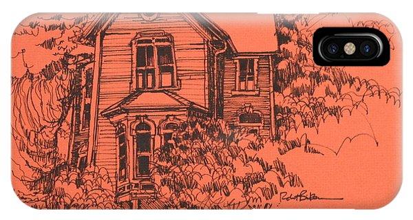 Victorian Home In Deerfield Illinois IPhone Case
