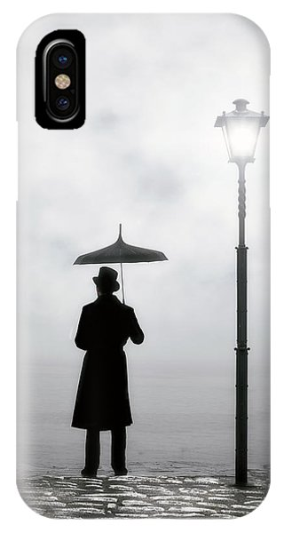 Men iPhone Case - Victorian Man by Joana Kruse