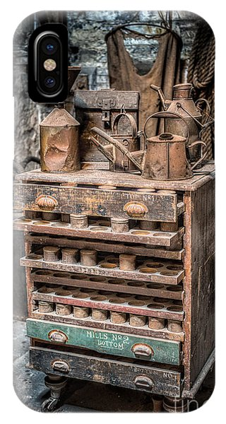 Victorian Workshop IPhone Case