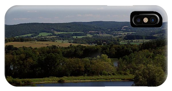 View From Amenia IPhone Case