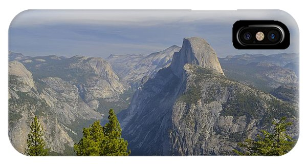 View From Glacier Point Yosemite IPhone Case