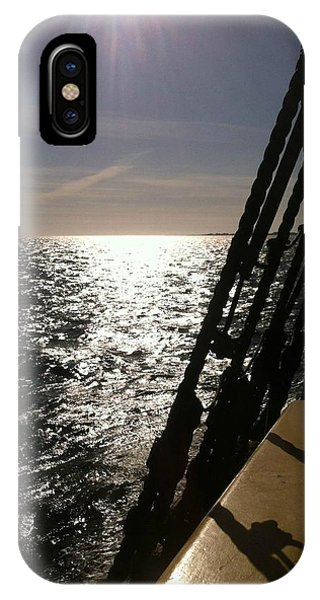 IPhone Case featuring the photograph View From Lady Washington by Deahn      Benware
