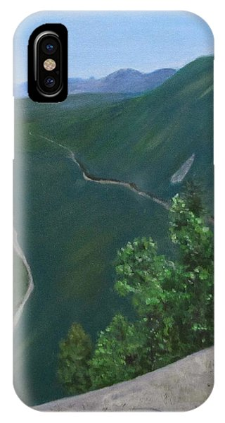 View From Mount Willard IPhone Case