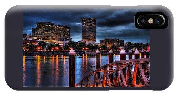 The Eastbank IPhone Case