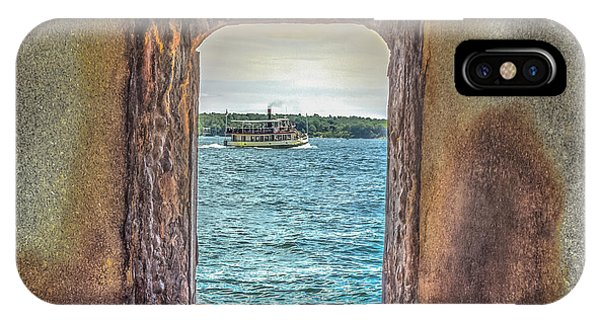View From The Fort IPhone Case
