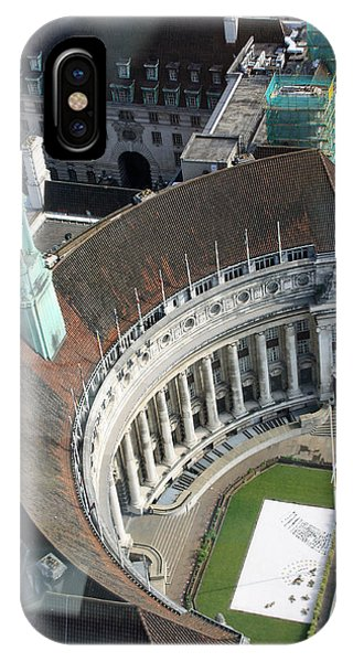 View From The London Eye IPhone Case