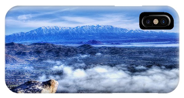 View From The Lookout Phone Case by Richard Stephen