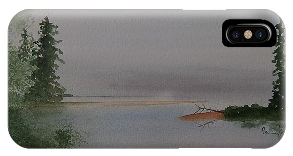 Big Bay On Lake Superior IPhone Case