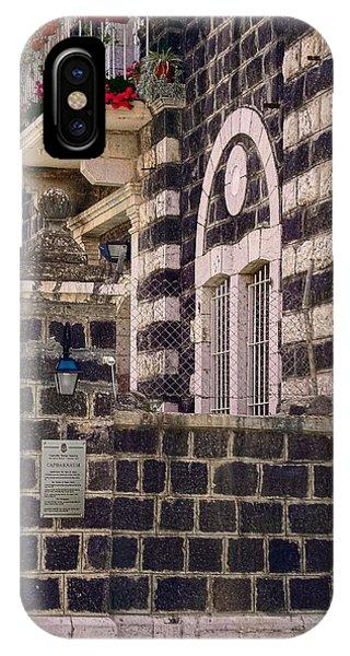 View Into Capernaum IPhone Case