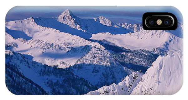 View Of Pfeifferhorn From The Big IPhone Case