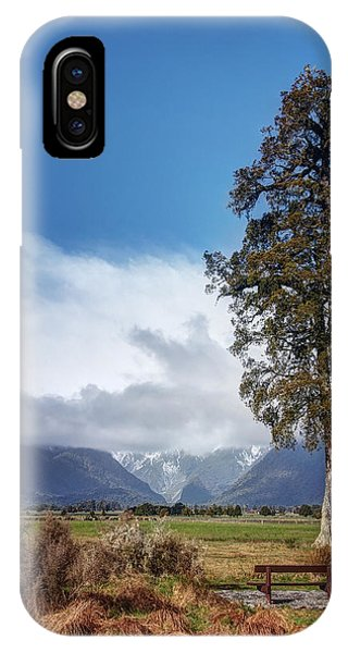 Viewing Point IPhone Case