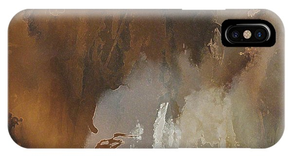 Vii - Mirky Wood IPhone Case