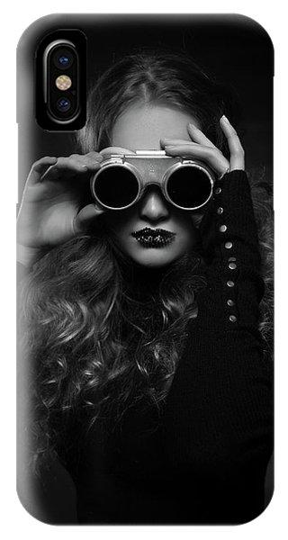 Hair iPhone Case - Viki by Denisa Justusov?? ??umcov??